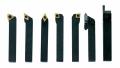 Strugarski noževi sa pločicama 10 mm komplet 7 kom.