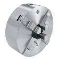Stezna glava za strug za metal Ø 125 mm 4 pakna centralno stezanje DIN 6350 - livena